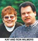 Kay and Ron Wilmers