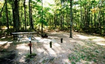 Twelve Mile Beach Campground